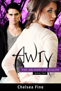 Awry Final Cover - Book 2